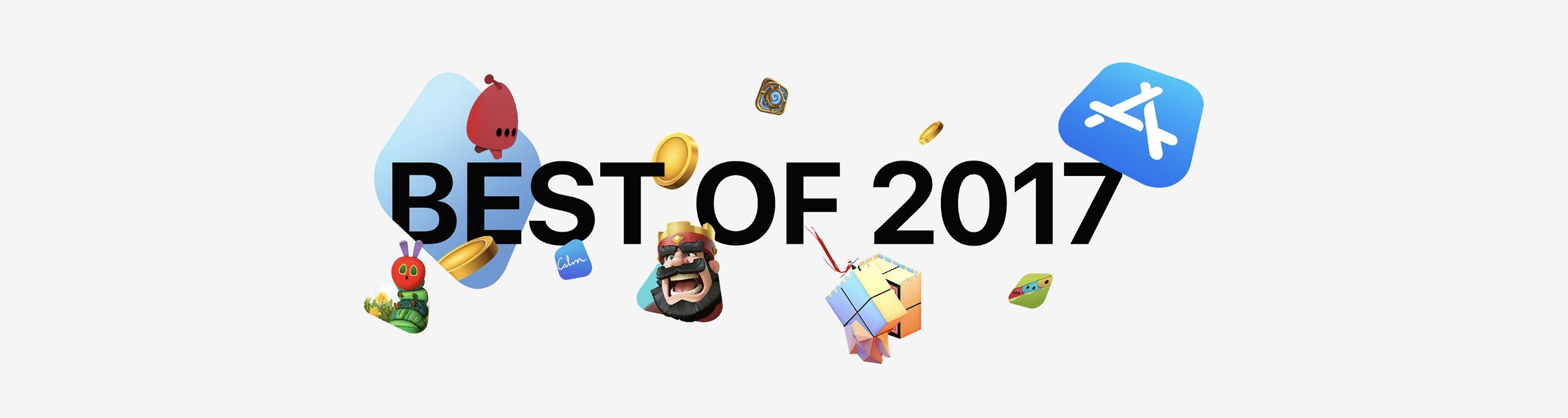 Vampr in Apple Best of 2017