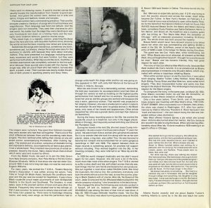 Liner Notes Example